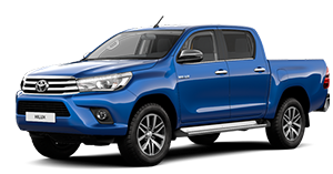Toyota Hilux - Concessionario Toyota Cirie' (TO)