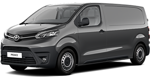 Toyota Proace - Concessionario Toyota Cirie' (TO)