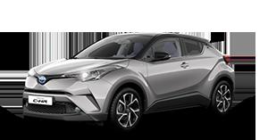 Toyota C-HR - Concessionario Toyota Cirie' (TO)