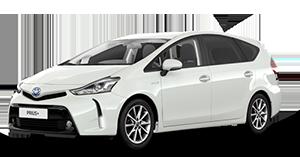 Toyota Prius+ - Concessionario Toyota Cirie' (TO)