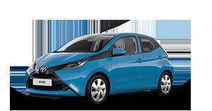 Toyota AYGO - Concessionario Toyota Cirie' (TO)
