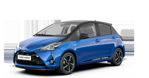 Toyota Yaris - Concessionario Toyota Cirie' (TO)